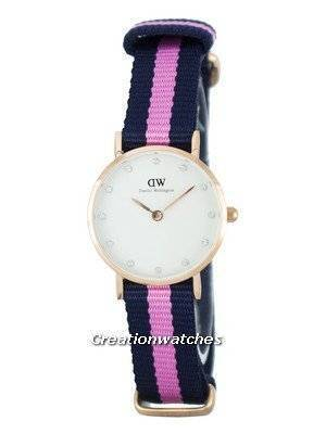 Daniel Wellington Classy Winchester Quartz Crystal Accent DW00100065 (0906DW) Women's Watch