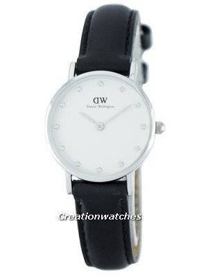Daniel Wellington Classy Sheffield Quartz Crystal Accent DW00100068 (0921DW) Women's Watch