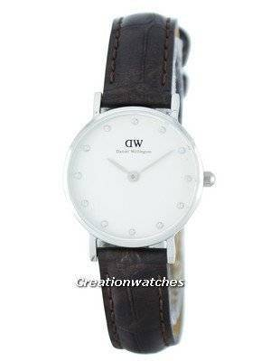 Daniel Wellington Classy York Quartz Crystal Accent DW00100069 (0922DW) Women's Watch