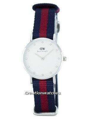 Daniel Wellington Classy Oxford Quartz Crystal Accent DW00100072 (0925DW) Women's Watch