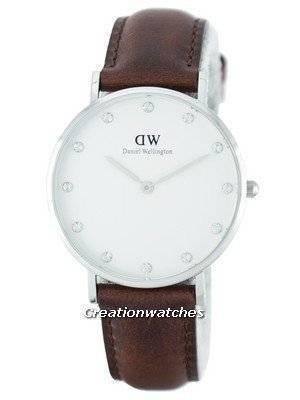 Daniel Wellington Classy St Mawes Quartz Crystal Accent DW00100079 (0960DW) Women's Watch