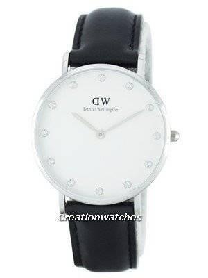 Daniel Wellington Classy Sheffield Quartz Crystal Accent DW00100080 (0961DW) Women's Watch