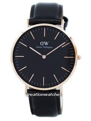 Daniel Wellington Classic Sheffield Quartz DW00100127 Unisex Watch