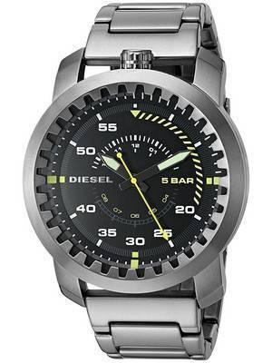 Diesel Rig Gunmetal Quartz DZ1751 Men's Watch