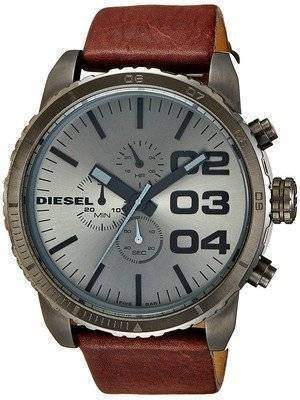 Diesel Advanced Chronograph Grey Dial DZ4210 Men's Watch