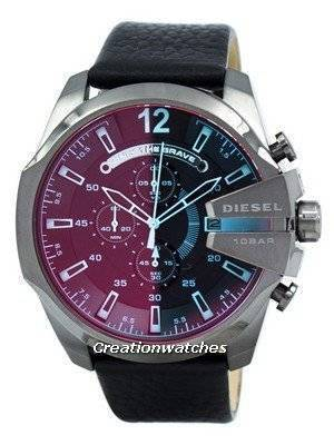 Diesel Mega Chief Quartz Chronograph DZ4323 Men's Watch