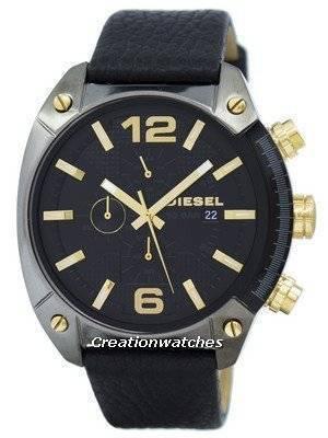 Diesel Overflow Timeframes Chronograph Quartz DZ4375 Men's Watch