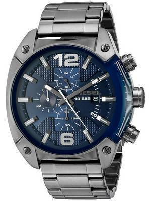 Diesel Overflow Chronograph Quartz DZ4412 Men's Watch