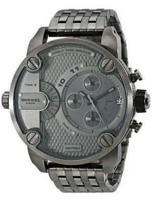 Diesel SBA Chronograph Dual Time Zone DZ7263 Men's Watch