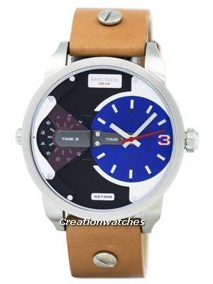 Diesel Mini Daddy Dual Time DZ7308 Men's Watch