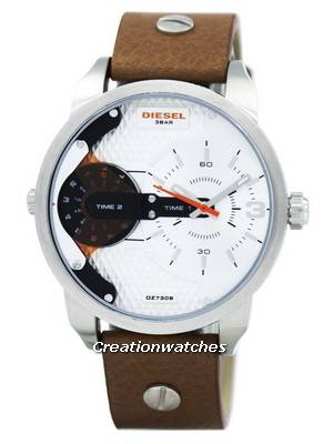 Diesel Mini Daddy Dual Time DZ7309 Men's Watch