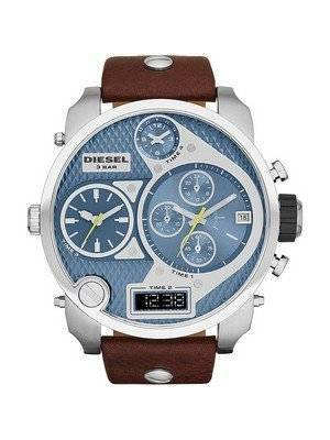 Diesel Mr. Daddy Chronograph Blue Dial DZ7322 Men's Watch
