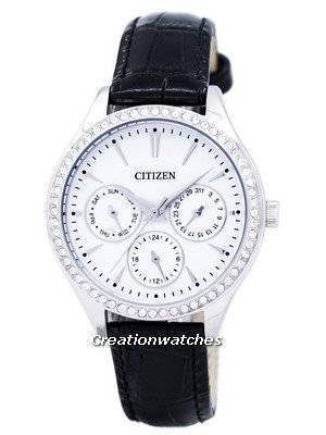 Citizen Quartz Diamond Accent ED8160-09A Women's Watch