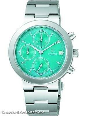 Citizen  Ladies xC Chronograph Mid Size ED9000-51M