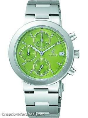 Citizen  Ladies xC Chronograph Mid Size ED9001-58W