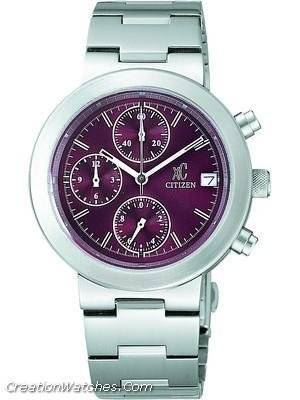 Citizen  Ladies xC Chronograph Mid Size ED9001-58X