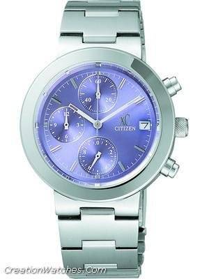 Citizen  Ladies xC Chronograph Mid Size ED9009-56X