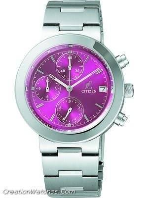 Citizen  Ladies xC Chronograph Mid Size ED9009-56Y