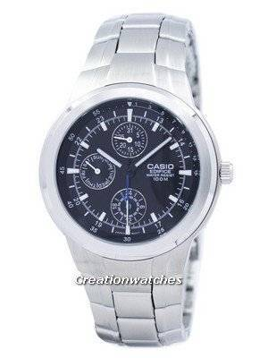 Casio Edifice Analog Three Dials EF-305D-1AV Men's Watch