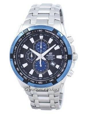 Casio Edifice Chronograph Tachymeter EF-539D-1A2 EF539D-1A2 Men's Watch