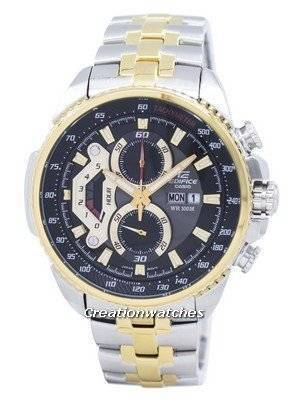 Casio Edifice Chronograph Tachymeter EF-558SG-1AV Men's Watch