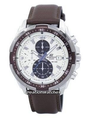 Casio Edifice Chronograph Quartz EFR-539L-7BV EFR539L-7BV Men's Watch