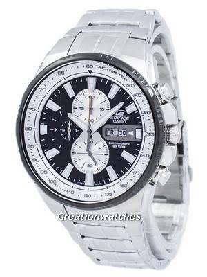 Casio Edifice Chronograph Tachymeter Quartz EFR-549D-1BV EFR549D-1BV Men's Watch