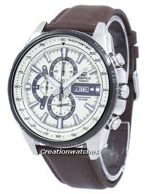 Casio Edifice Chronograph Tachymeter Quartz EFR-549L-7BV EFR549L-7BV Men's Watch