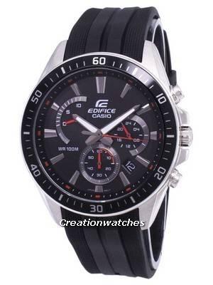 Casio Edifice Chronograph Quartz EFR-552P-1AV EFR552P-1AV Men's Watch