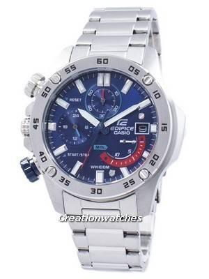 Casio Edifice Chronograph Quartz EFR-558D-2AV EFR558D-2AV Men's Watch