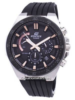 Casio Edifice Chronograph Quartz EFR-563PB-1AV EFR563PB-1AV Men's Watch