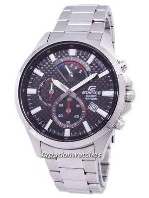 Casio Edifice Chronograph Quartz EFV-530D-1AV EFV530D-1AV Men's Watch