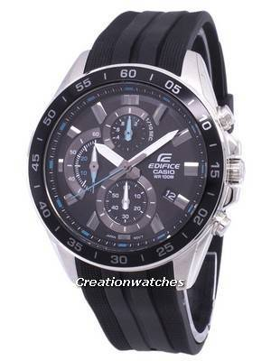Casio Edifice Chronograph Quartz EFV-550P-1AV EFV550P-1AV Men's Watch