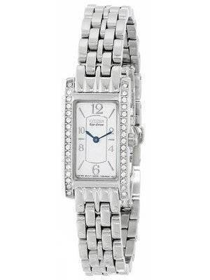 Citizen Palidoro Eco-Drive Swarovski Crystals EG2020-52A Women's Watch