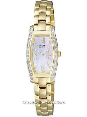 Citizen Ladies Eco-Drive Diamond EG2556-52D EG2556
