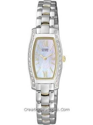 Citizen Ladies Eco-Drive Diamond EG2558-57D EG2558