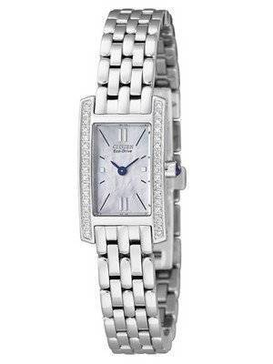 Citizen Eco-Drive EG2680-61D EG2680 Diamond Women's Watch