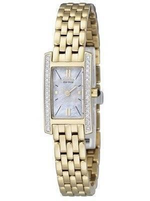 Citizen Eco-Drive EG2682-66D EG2682 Diamond Women's Watch