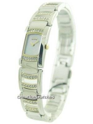 Citizen Silhouette Eco Drive EG2734-56D Women's Watch