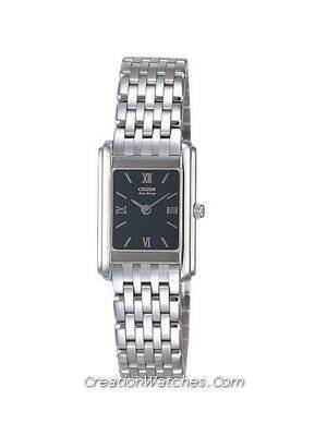 Citizen Ladies Eco-Drive Stilleto EG3010-69E EG3010