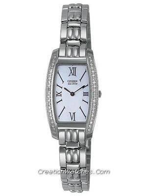 Citizen Ladies Eco-Drive Diamond Stilleto EG3060-61D EG3060