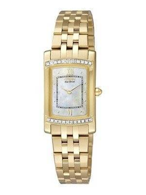 Citizen Eco-Drive Diamonds EG3122-73D Womens Watch