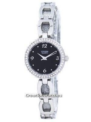 Citizen Quartz Diamond Accent EJ6070-51E Women's Watch