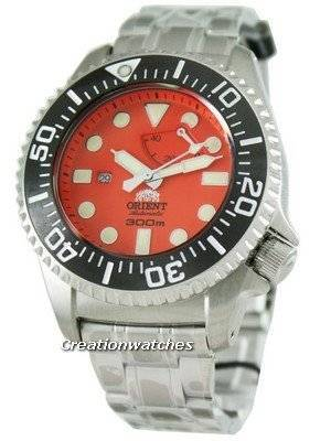 Orient Automatic EL02001M Diver Mens Watch
