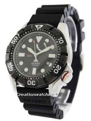 Orient M-Force Automatic Air Diver SEL03004B0 EL03004B Men's Watch