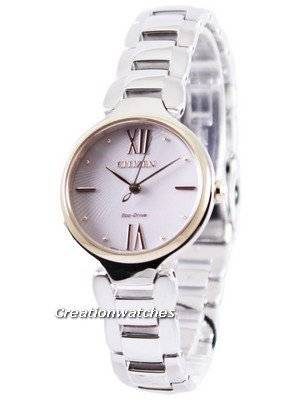 Citizen Eco-Drive Two Tone EM0024-51W Women's Watch