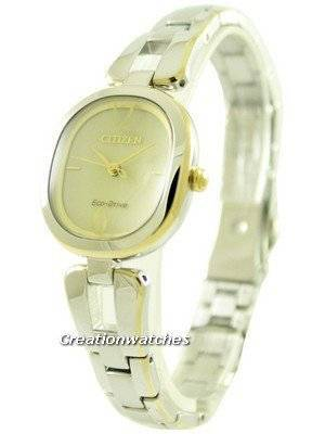 Citizen Eco-Drive Power Reserve EM0186-50P Women's Watch