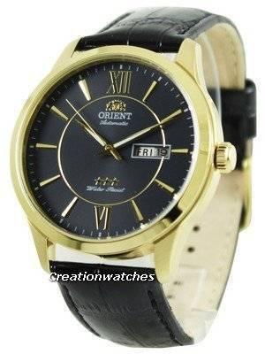 Orient Three Star Automatic EM7P004B Men's Watch