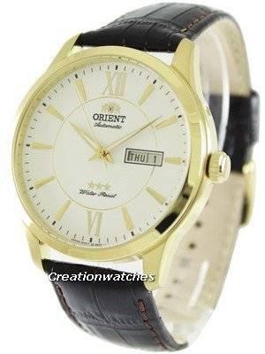 Orient Classic Automatic Three Star EM7P005W Men's Watch