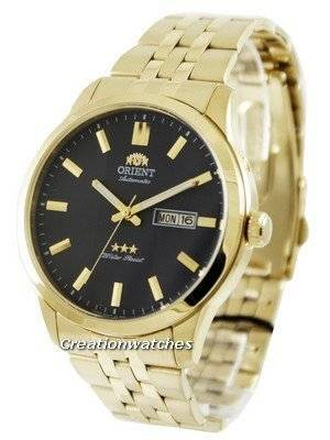 Orient Automatic Three Star EM7P00AB Men's Watch
